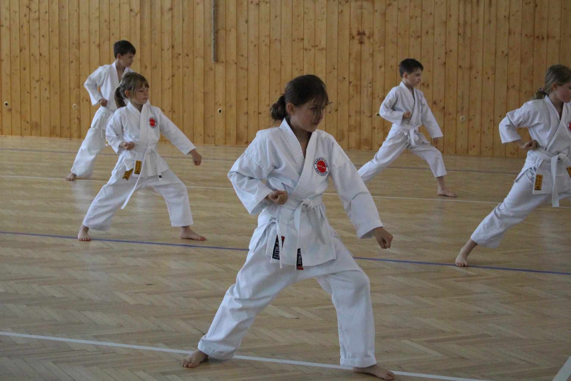 Outlaw Shotokan